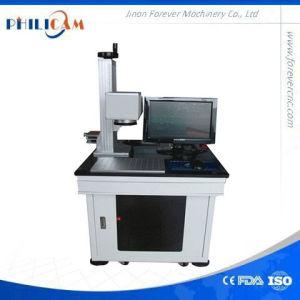 30W Chuangxin máquinas de marcado láser de fibra de 300*300 mm.