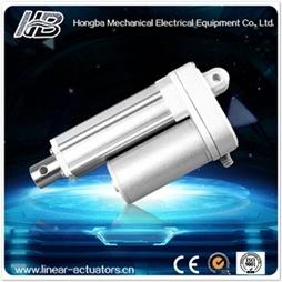 Atuador linear para a venda, atuador linear da C.C. do carro 12V micro de um mini feedback de 12/24 de volt