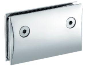 Braçadeira de vidro chuveiro feitas de latão (FS-301)