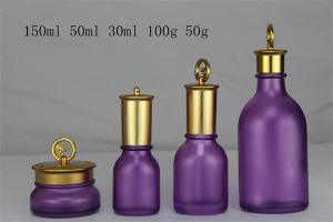 Packaging Cosmeticsのための中国Supplied Cosmetic Glass Bottles