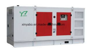 Stamfordの交流発電機が付いているDeutz 50Hzのディーゼル発電機100kw/125kVAによって動力を与えられる