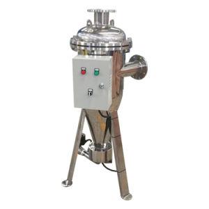 Centrífugo Separador de arena de acero inoxidable el tratamiento de agua