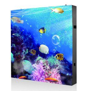Grand angle de visualisation P10 plein écran LED de couleur