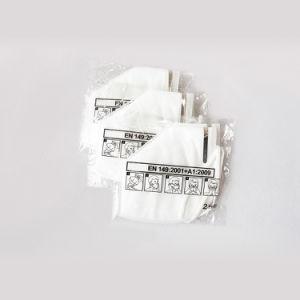 Médicos não tecidos descartáveis 5 camadas de Máscara com máscara de febre aftosa