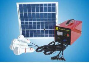 Lámpara Solar productos de Energía Solar La Iluminación Solar AD1214