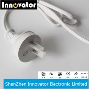 12V 1.25A tipo de escritorio de 15W fuente de alimentación de luz LED, y portátiles de audio