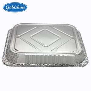 La cuisine en aluminium pleine taille de Bac Deep Pan avec la haute qualité