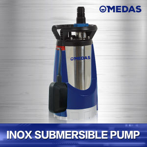 Eléctrico sumergible automática de agua potable de la bomba de sumidero de regar el jardín