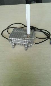 De waterdichte Draadloze Splitser van de Ontvanger/van de Zender DMX512 met 3pin 5pin DMX in/out de Verdeler van de Mixer DMX