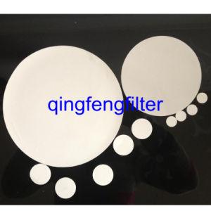 Hydrophobic Membraan van de Filter PVDF voor de Filtratie van de Lucht en van het Gas