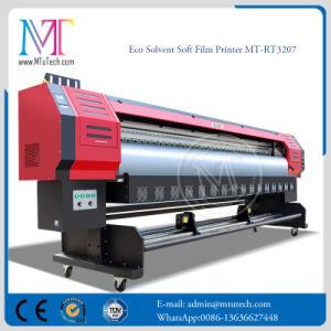 Stampante solvibile calda di Eco della stampante di getto di inchiostro di ampio formato di vendita di Mt per la pellicola molle Mt-Softfilm3207