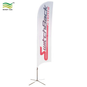 表示風の旗の昇進の羽のフラグの上陸海岸表示旗、飛行旗及びアクセサリ(J-NF04F06057)