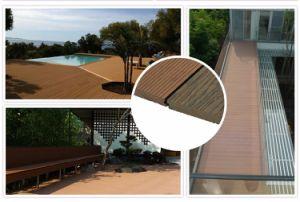 Maak waterdicht--Niet-afgedekte Gerecycleerde WPC OpenluchtDecking voor Tuin, Zwembad
