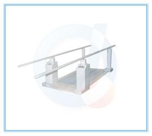 Elektrische Parallelle het Lopen Staven voor het Product van de Apparatuur van de Fysiotherapie van de Opleiding en van de Oefening van de Gang