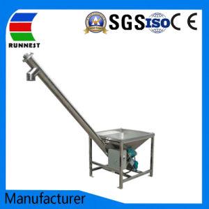 Изготавливаемое гибкий шнековый конвейер на заводе