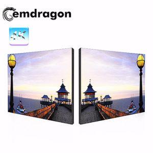 Placa do leitor publicidade 46 polegadas LCD moldura ultra fina parede de vídeo digital de prateleira com retroiluminação LED Ad 3G WiFi de alta qualidade Vedios Ad Player Carro Android Leitor de DVD