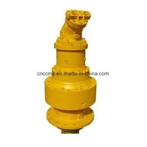 Bomba hidráulica con reductor de engranajes