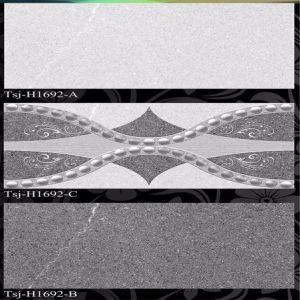 3D Tegel van de Muur van de Keuken van het Ontwerp van Inkjet Moderne