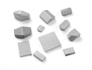 Botón de bits de molienda de carbón de tungsteno de puntas de carburo cementado