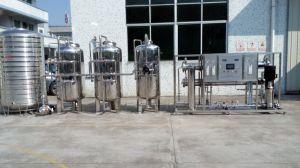 Impianto di per il trattamento dell'acqua salmastro di Chunke per bere