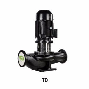 En ligne de haute qualité de l'eau Pompes de pipeline de la pompe de gavage pompe centrifuge