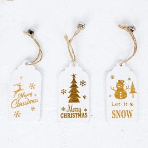 Produtos mais vendidos de Natal de madeira artesanais Decoração de parede para pendurar