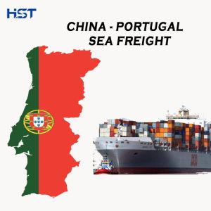 China Despachante de cargas do transporte marítimo para a Europa Lisboa/Porto/Leixões Portugal contentor DDU DDP serviço de logística