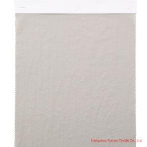310t tissu en nylon simple vêtement de PU Caladering d'huile