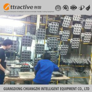 La Chine moule à gâteau fournisseur cuire Ware automatique avec le Moniteur système de revêtement