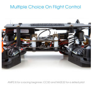 25g/30gは容易に調節された長距離の無人機である