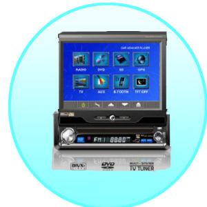 1 Din Car DVD Player (SH-1330L)