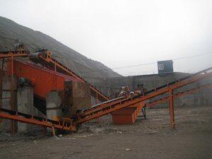 Производственная линия каменной дробилки (20-500T/H)