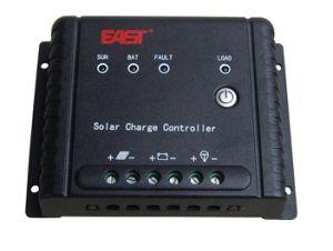 Controlador de carga com MPPT solar