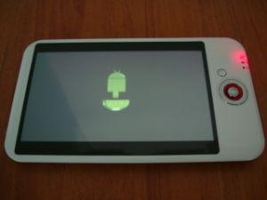 7  Andriod Tablette PC/Pocket Notizbuch M001