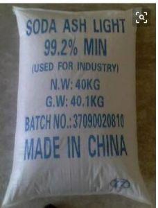 Fabricante de alimentos de carbonato de sódio ou Grau industrial