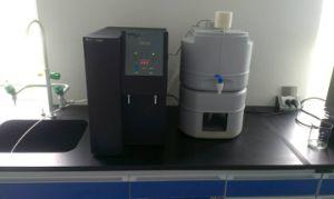 Equipements de laboratoire de l'eau système Purificiation pour pharmaceutique, médical