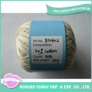 100% Fios de Algodão Mão Knitting Ponto Cruz linha de lãs