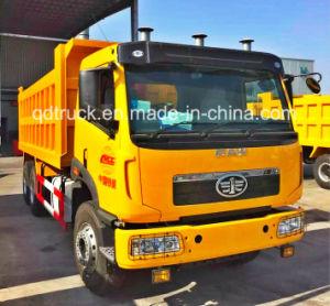 De Vrachtwagen van de Stortplaats van FAW Top Model 6X4 met Motor Weichai