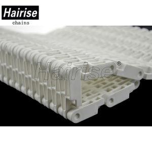 2520 grille encastré en plastique de la série modulaire pour les fruits de la courroie du convoyeur