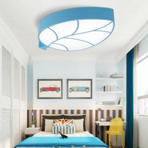 Maple Leaf criativa moderna forma candeeiro de tecto LED