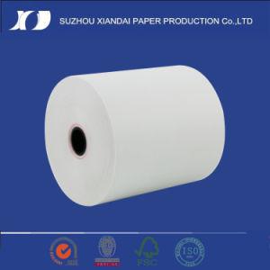 Beste Qualität druckte Registrierkasse-thermisches Papier-Rolle