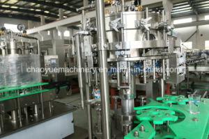 Buon impianto di imbottigliamento gassoso della bevanda alcolica in-1 di qualità 3