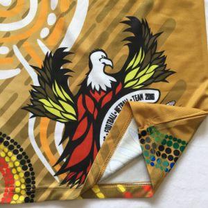 OEM het Douane Gesublimeerde Hemd van de Sport