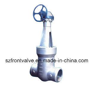 Fundición de acero y hierro fundido Válvulas de compuerta