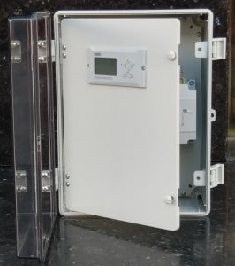 120V転送スイッチ配線の発電機の転送スイッチ