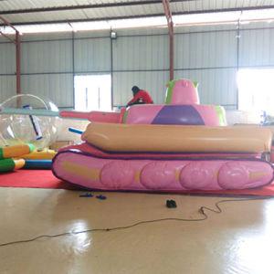 Customtarpaulin Inflatable Rainbow Tank Display