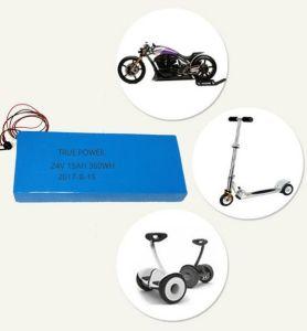 E 자전거를 위한 리튬 이온 건전지 24V 15ah