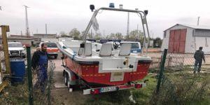 De Taxi van /Water van de Redding van de Rivier van de Glasvezel van Aqualand 20feet/de Boot van de Motor van de Veerboot van de Passagier (190)