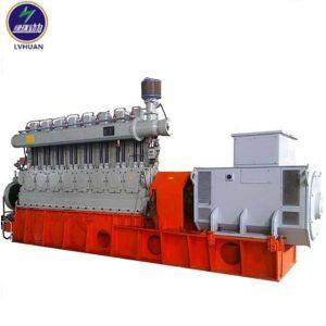 Lebendmasse-elektrischer Generator der China-Generator-Elektrizitätserzeugung-500kw