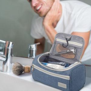 Populäre Entwurfs-Handtaschen-kosmetischer Beutel-Arbeitsweg-Beutel (FWB-024)